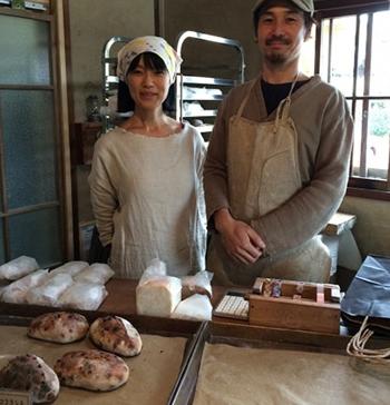 農夫が焼く天然酵母パンのお店「サヴァシバ」